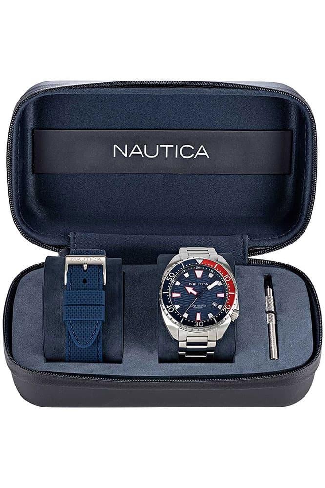 Meeste käekell Nautica NAPHAS904