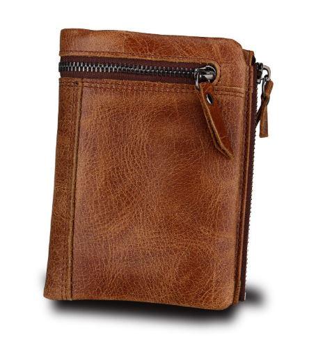 Nahast rahakott meestele W161300 3