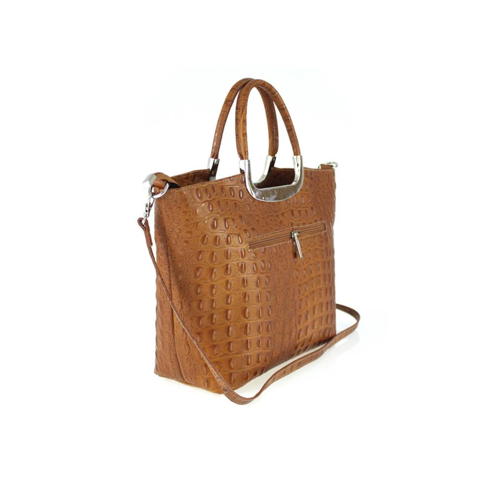 """Naturaalsest nahast naiste kott """"Denise"""" M8871 2"""
