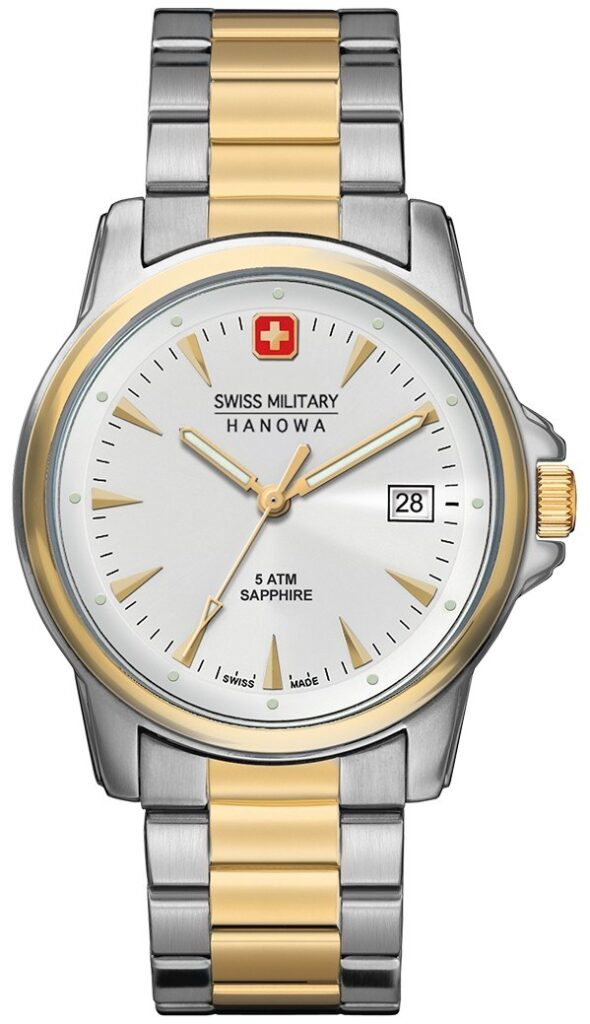 Meeste käekell Swiss Military Hanowa 6-5044.1.55.001