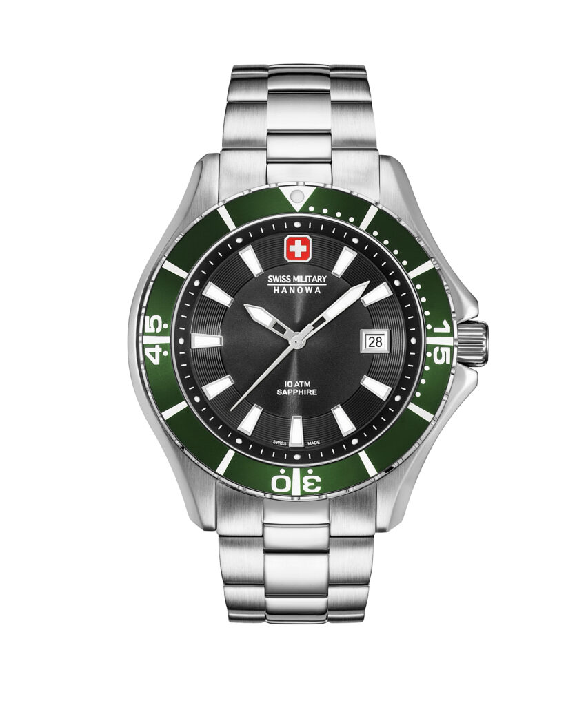 Meeste käekell Swiss Military Hanowa 6-5296.04.007.06