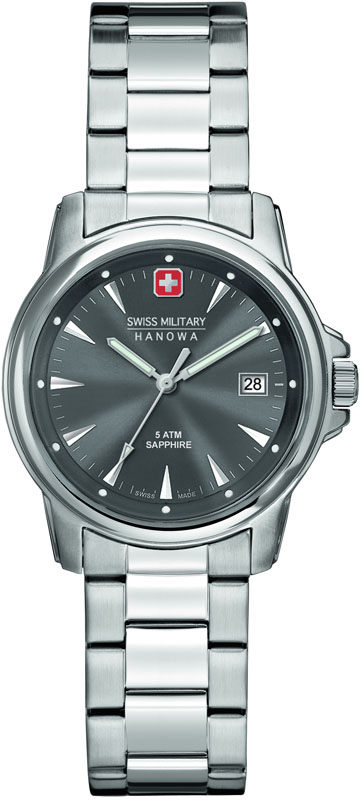 Naiste käekell Swiss Military Hanowa 6-7044.1.04.009