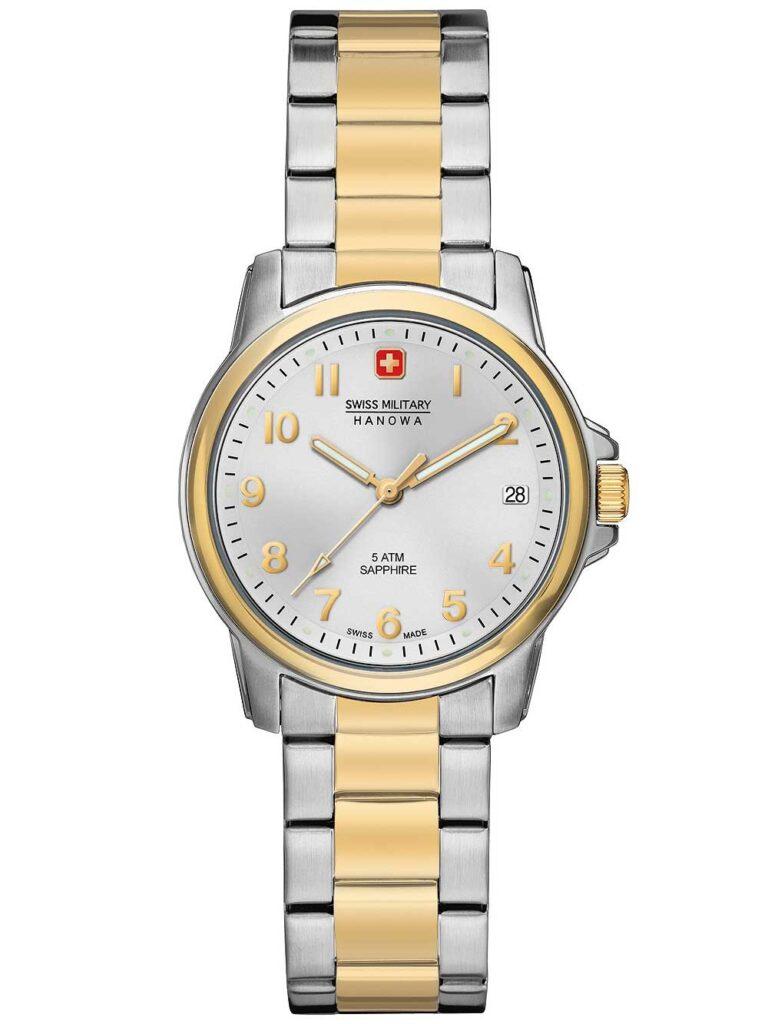 Naiste käekell Swiss Military Hanowa 6-7141.2.55.001