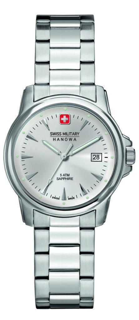 Naiste käekell Swiss Military Hanowa 6-7230.04.001